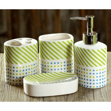 Ceramic Bath Room Set