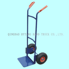 hand trolley,load 120kgs,3.00-4 air wheel