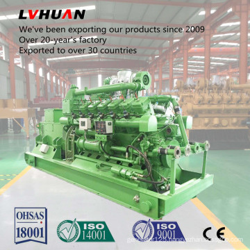 Farm and Residients Using Ce ISO Approved Green Power Supply Biogas Electric Generator