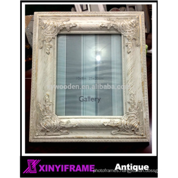 Baroque wooden photo frame factory direct sale