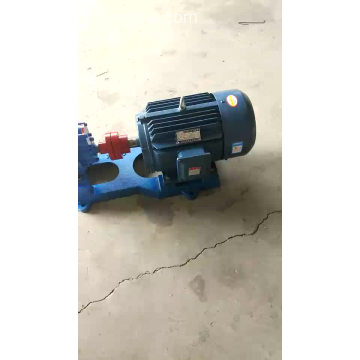 YHCB series high pressure fuel transfer gear pump