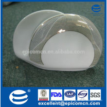 Tableware supplier ceramic napkin holder