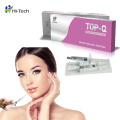 TOP-Q 2 ml réticulé Dermal Filler acide hyaluronique prix d'injection