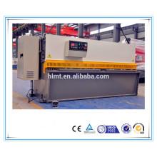 Machine à tôlerie en tôle d'acier inoxydable manuelle QC12Y 8x2500