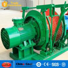 Treuil de traction de tramcar d'équipement de levage minier