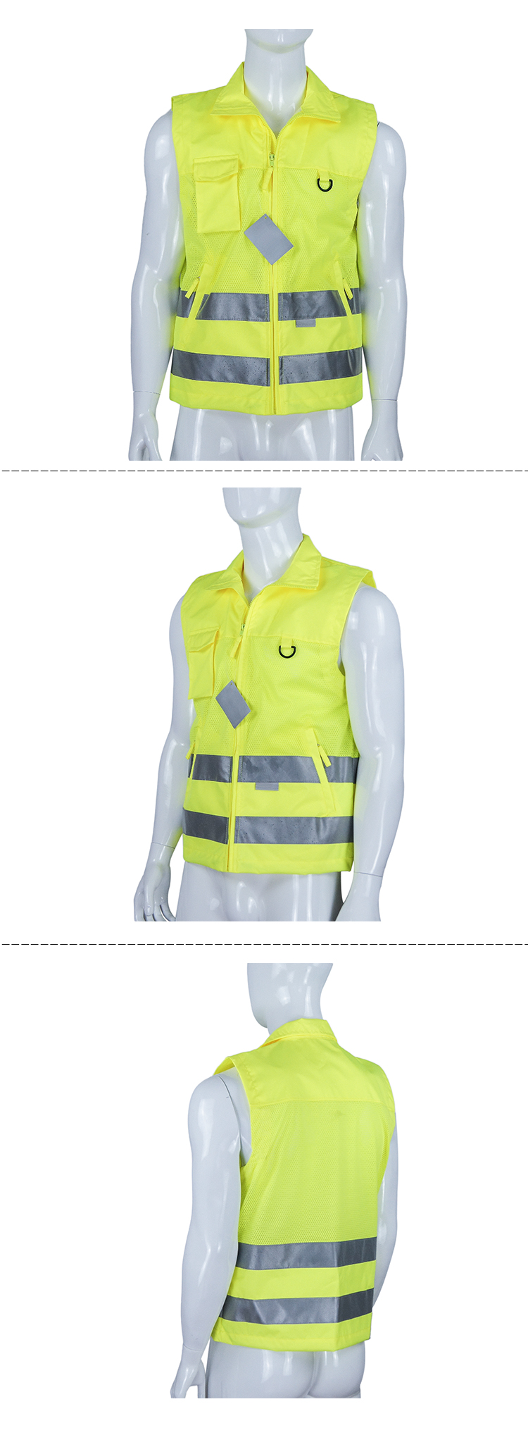 Safety Warning Vest Reflective