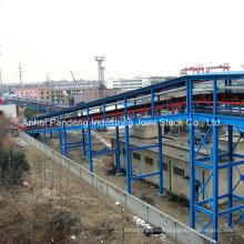Cema / DIN / ASTM / Sha Stdandard Maquinaria de transporte de cintas transportadoras / Transportador de cinta / Sistema transportador