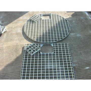 Drenagem treliça de aço