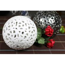 Bola cerámica hueca