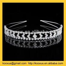 Bridal head crowns