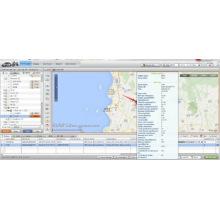 Software da aplicação do sistema do GPS da gestão de frota Plataforma em linha do perseguidor de GPS com odómetro, dados do OBD (TS05-KW)