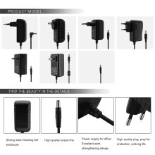 Wholesale 18W 9V 2A Power Adapter with US EU UK Plug