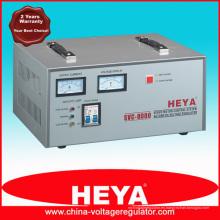 Regulador automático de la tensión de la CA de la alta precisión Servo Motor Control