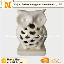 Owl Shape Lamp Night Light Incense Burner