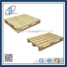 Fournisseur européen de palettes en bois blanc