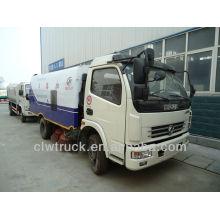 Venta caliente Dongfeng mini calle limpieza camión