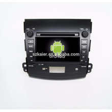 OEM 9 inch octa Core Stereo GPS Digital TV Car dvd player for Mitsubishi Outlander 2006-2011 With Gps Bluetooth Radio