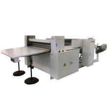 SelfAdhesive Paper Roll Sheet Cutting Machine