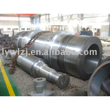 Heavy Cylinder Forging