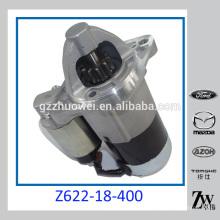 En existencia Starter Assy Small Starter Car para MAZDA 2, MAZDA 3 Z622-18-400