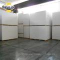 JINBAO high gloss white pvc celuka panels forex sheet for Kitchen Cabinet