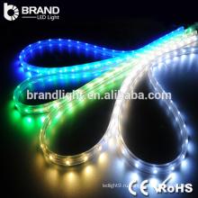 Ultra Brightness 5050 30leds 5M / Roll DC12V RGB Светодиодные полосы света с пультом дистанционного управления