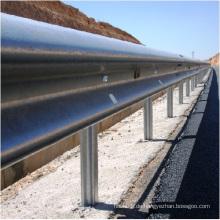 HDG Stahl W Beam Highway Guardrail