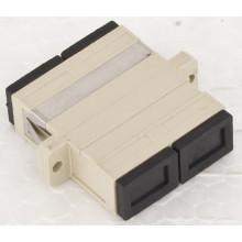 Adaptateur Fibre Optique Duplex Sc / Upc-Sc / Upcmulti-Mode