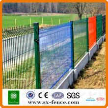 Geschweißter Sicherheits-Maschen-Zaun