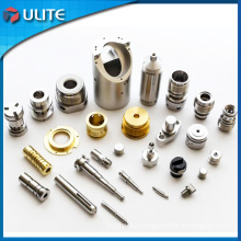 Metal Stainless Steel CNC Machining Fabrication Parts Bolts Nuts Bushing Fittings and Shafts