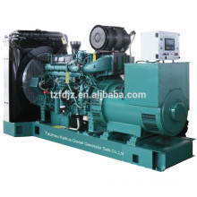 Orignal Sweden 500KW diesel generator set powered by Volvo Penta