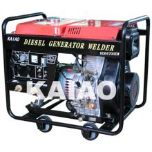 Geração e soldagem máquina de uso duplo set