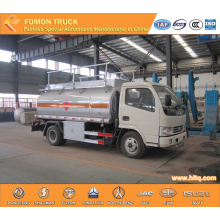 Dongfeng 4x2 Mini Oil Delivery Truck Capacidad 6000L