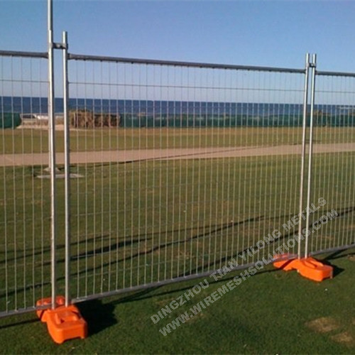 Heavy Duty Temporary Fence With Stay