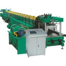 metal building bearing materials full automatic c steel purlins machine