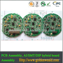 PCB fabrication assembly PCB assembly for lighting solution for uplighting in many applications PCBA Assembly