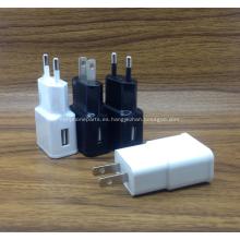 Cargador de viaje USB 5V2100MA USB para teléfono