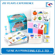 Cheap photo hardcover child board book printing