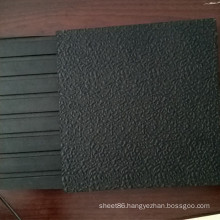 Corrosion Pattern and Gruves Back Horse Stable Mat Cow Mat