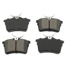 automotive spare parts car disc semi-metallic non-asbestos brake pad 4254.29 for CITROEN PEUGEOT