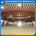 Estructura de la casa rápida Estructura de la estructura galvanizada Estructura de montaje prefabricada