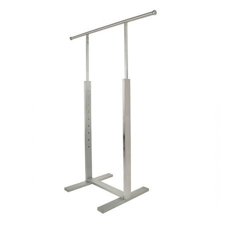 Bauhaus Straight Bar Adjustable Garment Rack 264