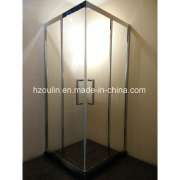 Stainless Steel Shower Enclosure