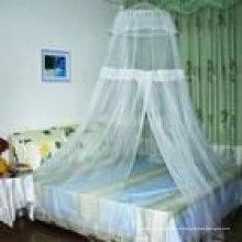 Украсьте девушки сеткой комаров / навесом кровати