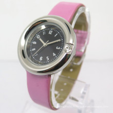 Montre en alliage de Womem, montre à chaud bon marché de mode (HL-CD030)