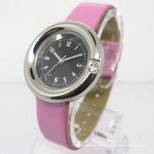 Womems Legierungs-Uhr, Mode-billige heiße Uhr (HL-CD030)