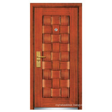 Steel Wooden Door (FXGM-A104)