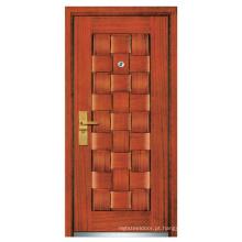 Porta de madeira de aço (FXGM-A104)
