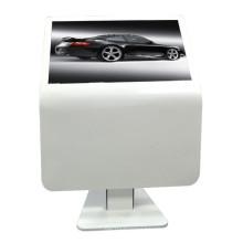 Киоск 42inch Инфракрасный сенсорный ЖК-дисплей рекламы