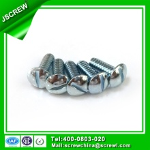 Slotted Truss Head Machine Screw